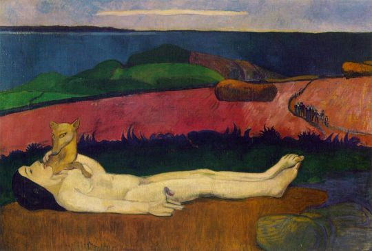 Gauguin:  The Loss of Virginity